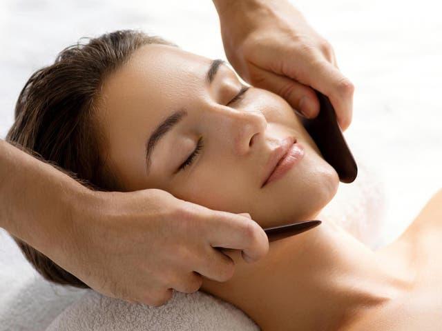 Gua sha: a massage technique that claims it's better than Botox