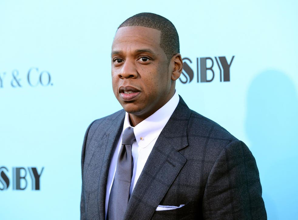 Tidal owner Jay-Z previously removed a number of albums from rival Spotify