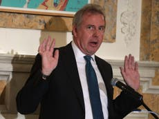 Trump criticism widespread among diplomats amid Darroch row