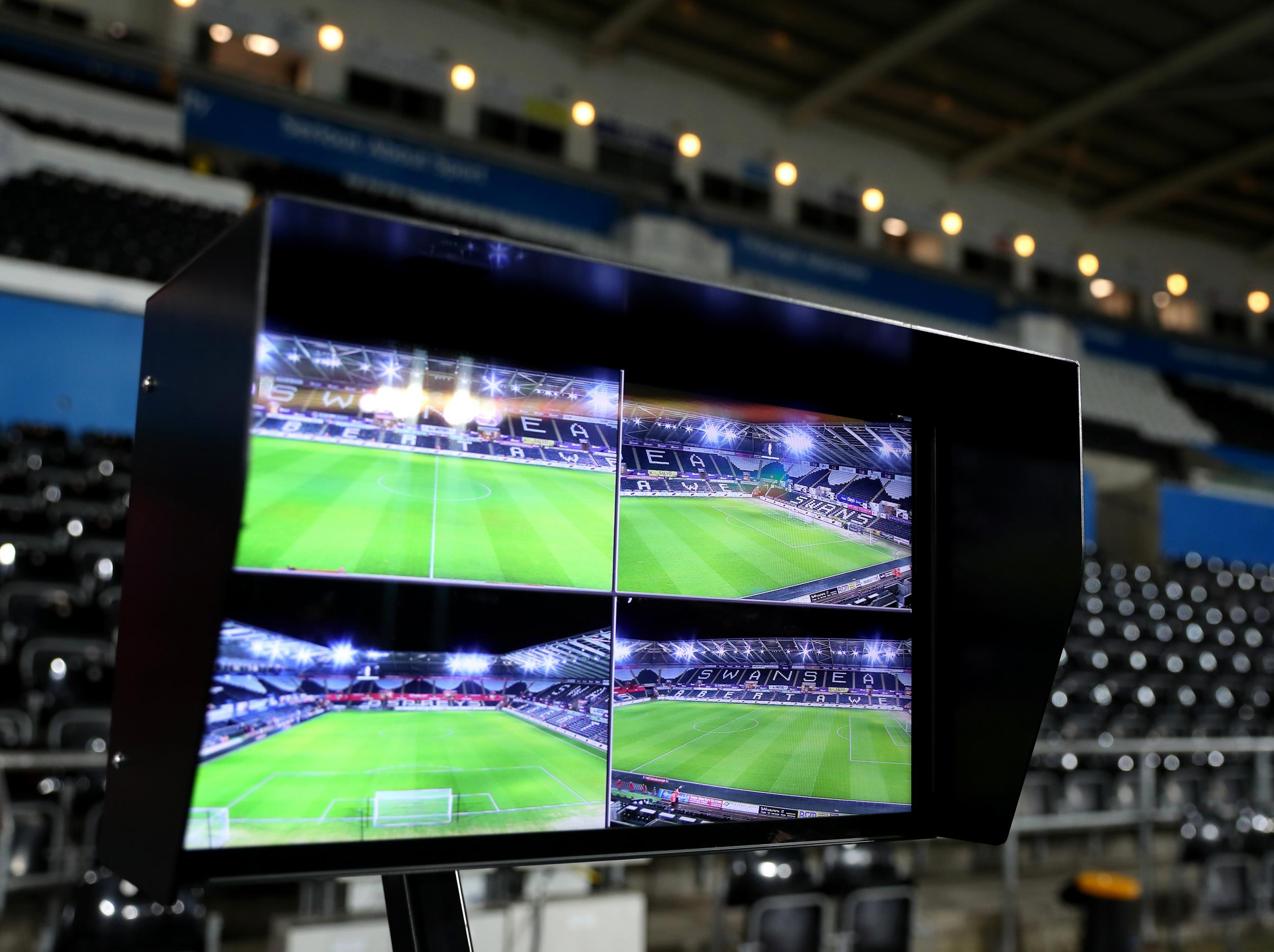 Fans demand professional referees and VAR in Leagues One and Two