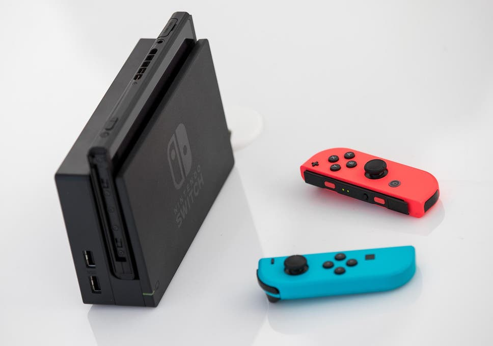 Nintendo Switch: New model announced with vastly improved