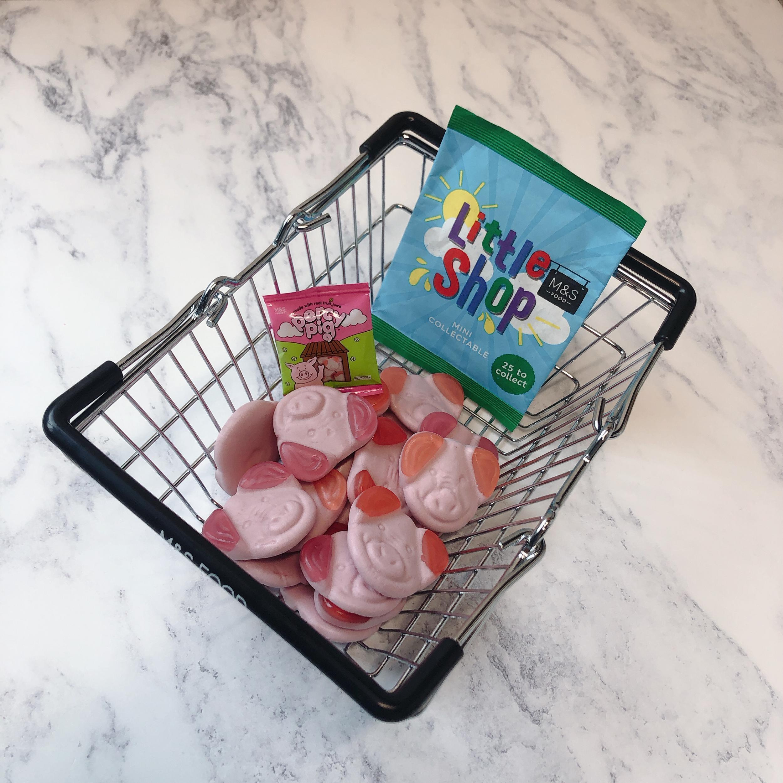 M&S Little Shop collectables