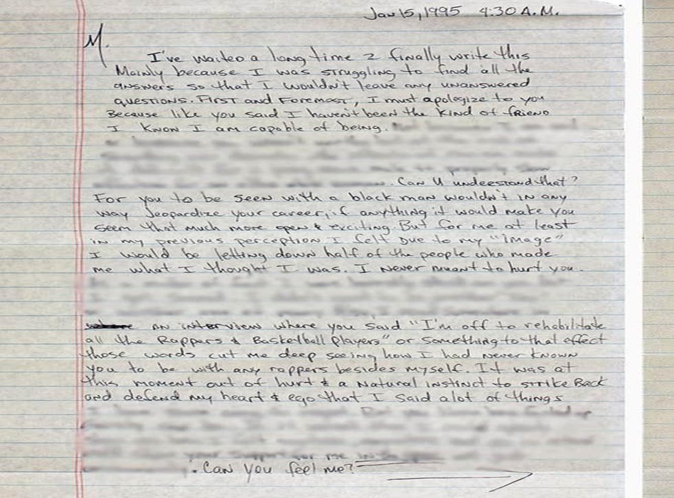 Romantic Break Up Letter from static.independent.co.uk