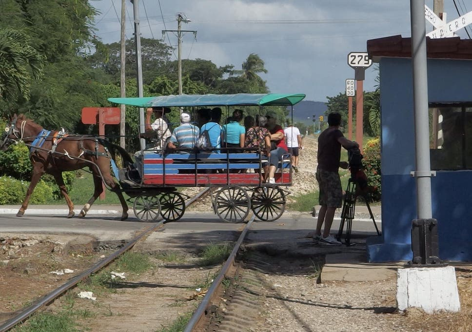 New trains herald rail revolution for Cuba | The Independent