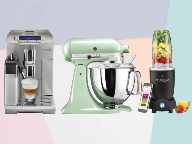 From stand mixers to robot hoovers, there's something for everyone in our roundup of deals