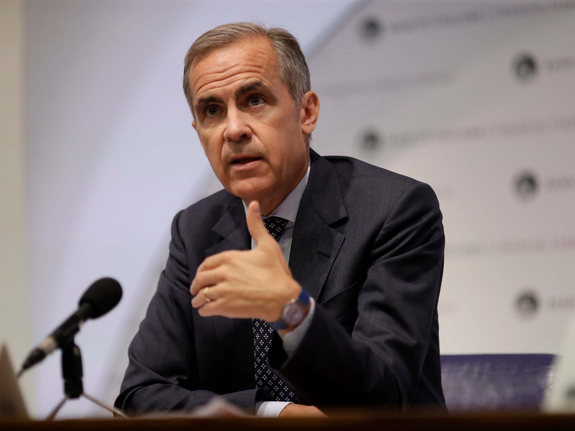 Climate change could render assets 'worthless', Bank of England gove…