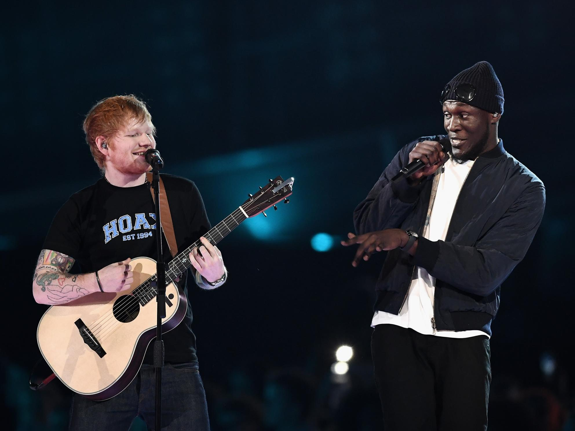Ed Sheeran Praised For Stormzy Track Take Me Back To