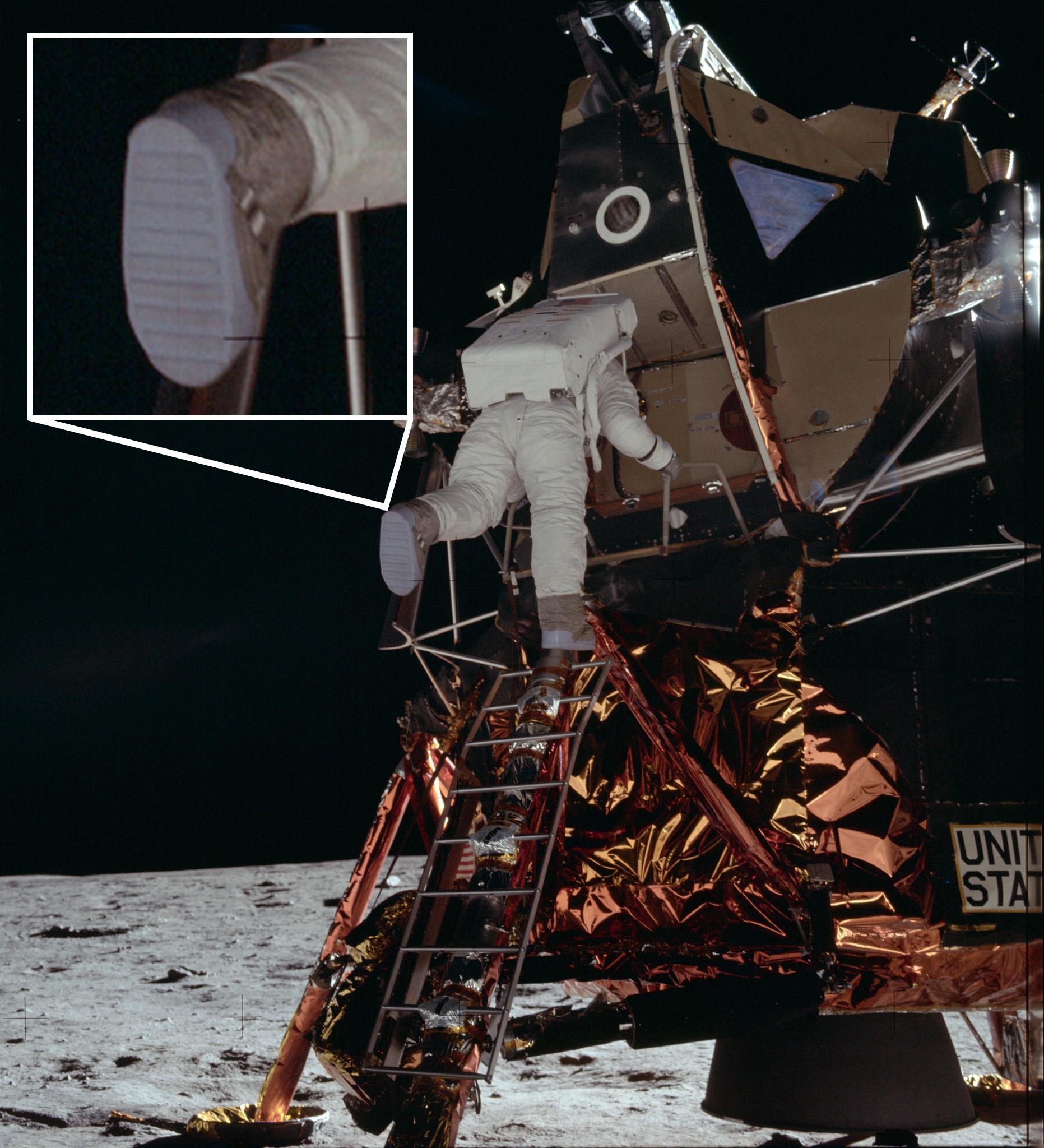 Apollo 11 moon landing: How conspiracy theories that began