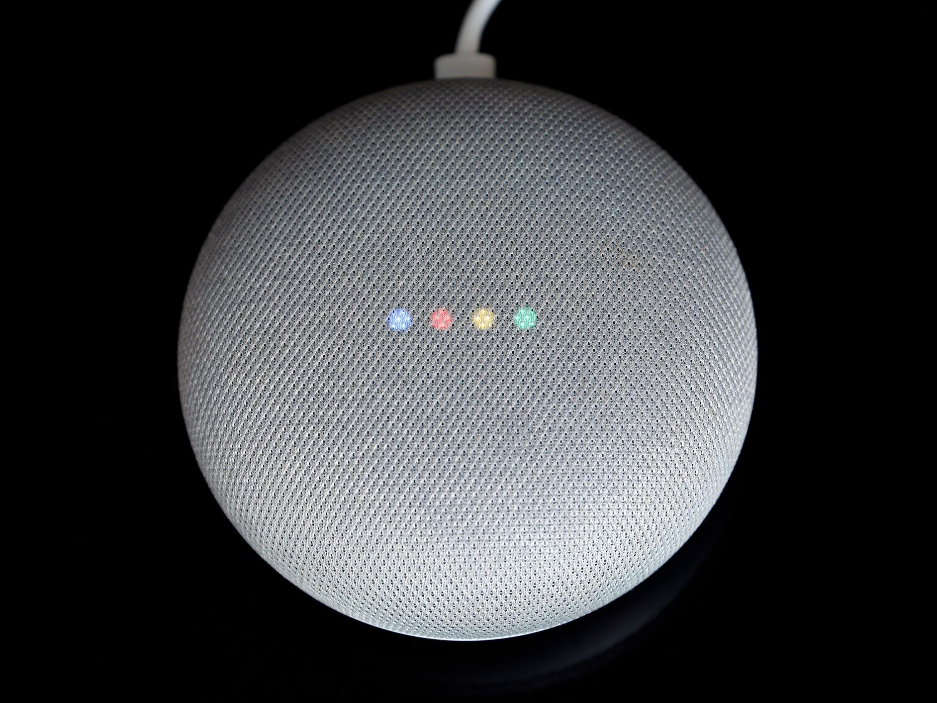 Google accidentally enables Home smart speakers to listen in to everyday house sounds
