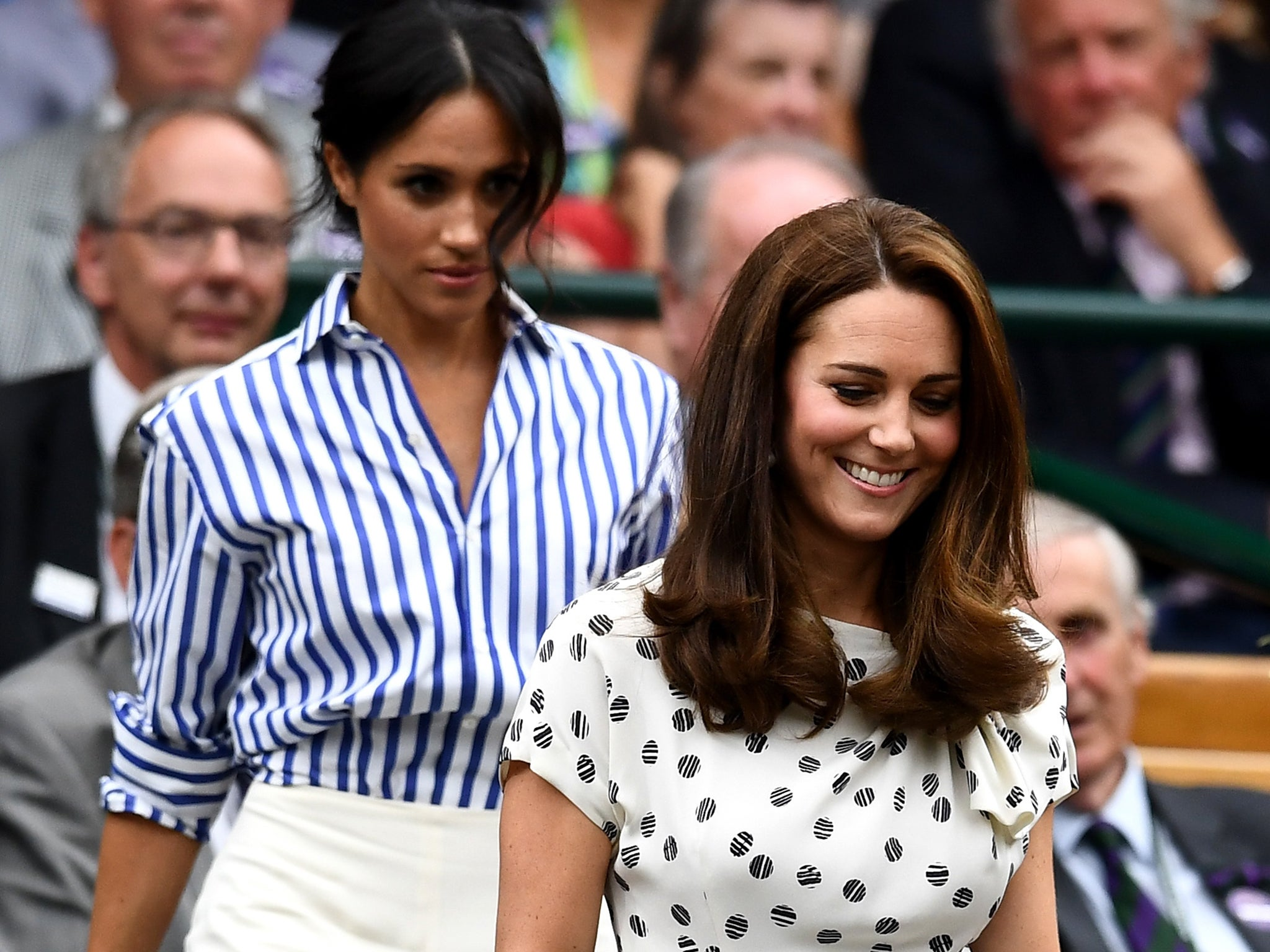 Wimbledon 2019: Meghan Markle and Kate Middleton's most stylish looks over the years