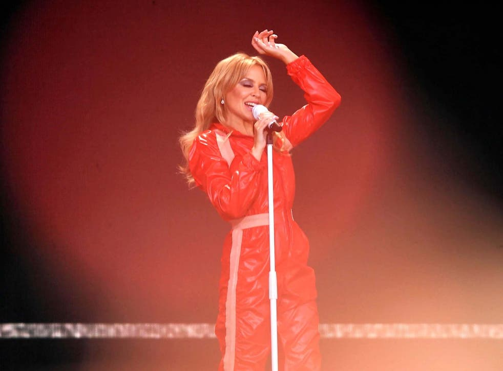 Kylie rocked Glastonbury – but the headliners were still all male