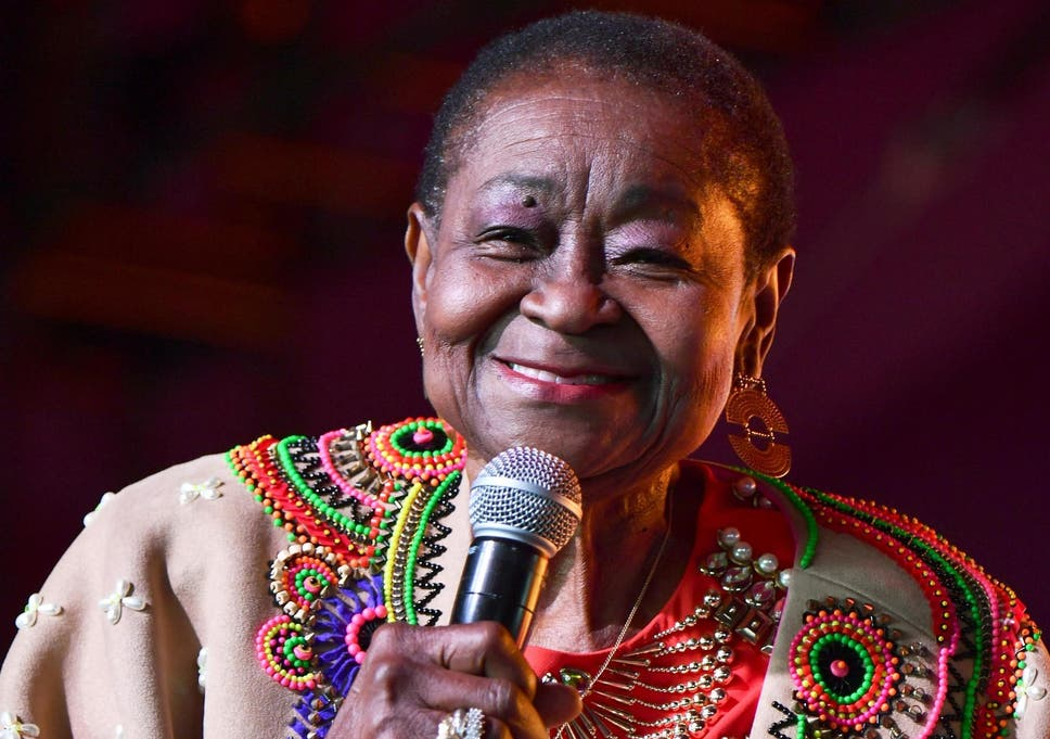 Calypso Rose interview: 'I am here to tell women, don't be afraid