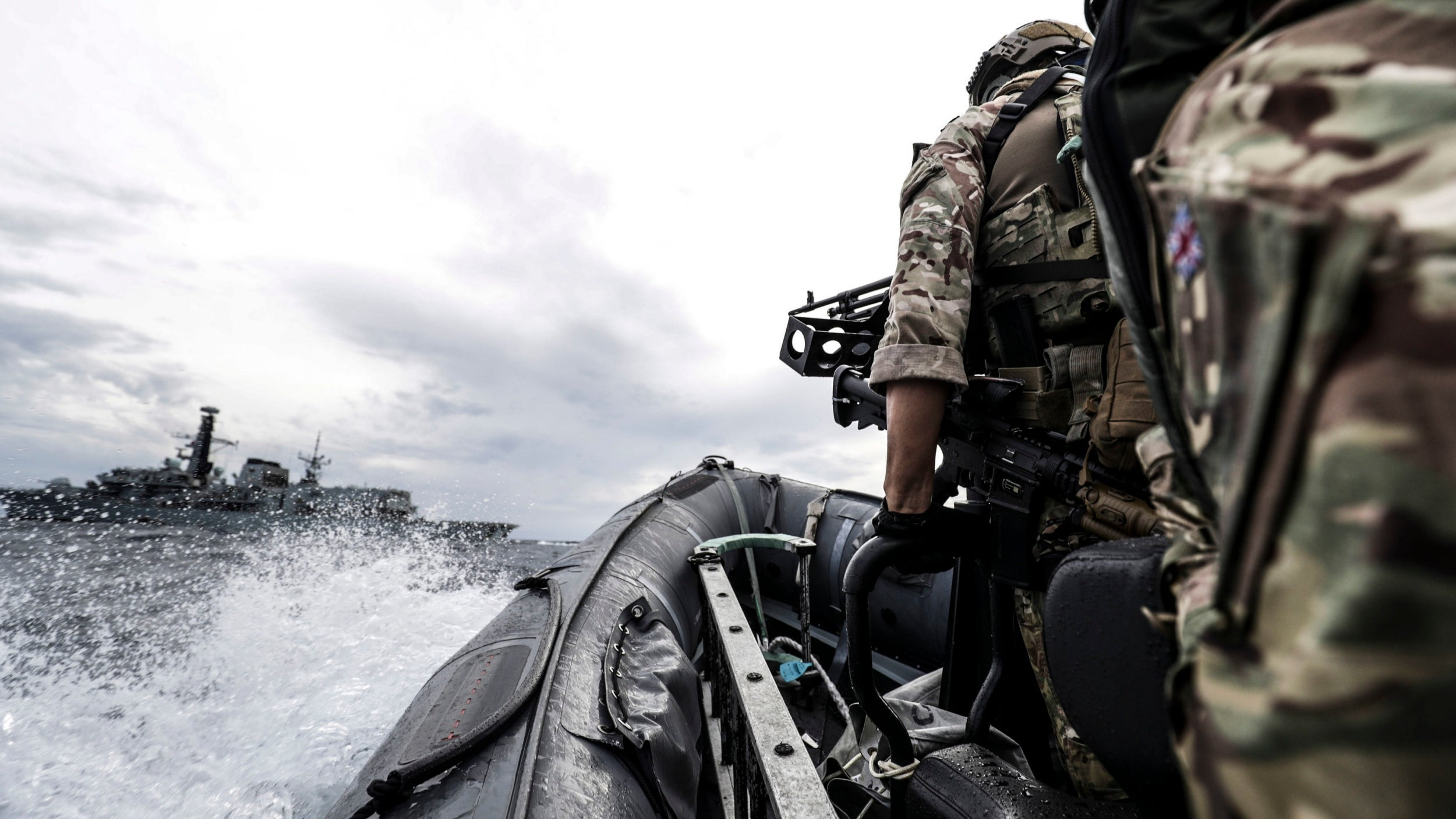 Brexit Party MEP says Royal Navy should attack EU fishing boats