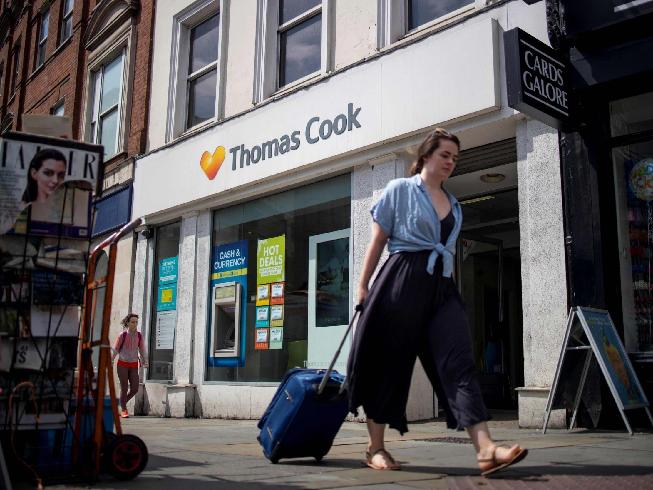 Thomas Cook: A timeline of the world's oldest tour operator