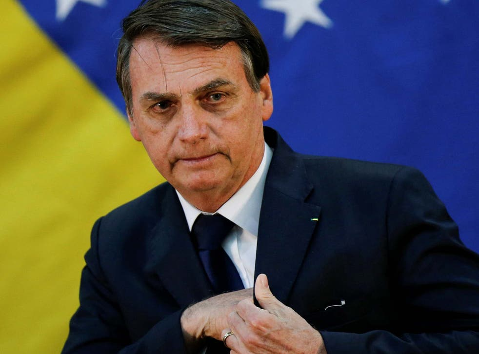 Jair Bolsonaro has suggested he could pull the South American nation out of the Paris Agreement