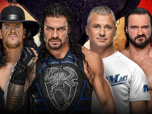 Roman Reigns returns to team with The Undertaker
