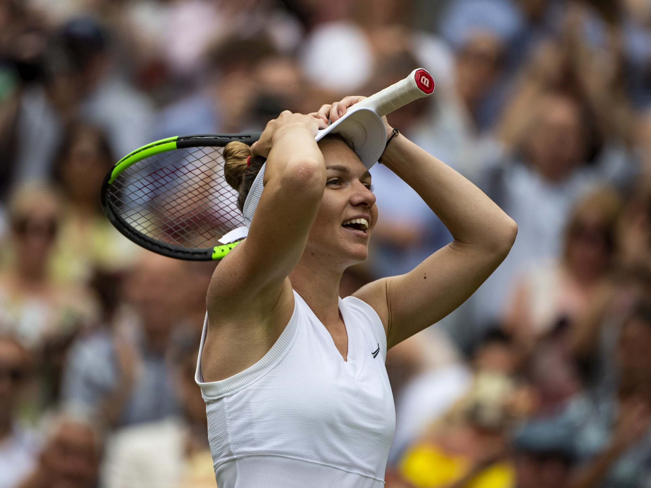 Wimbledon 2019: From listlessness to legend, Simona Halep's star continues to burn brightest