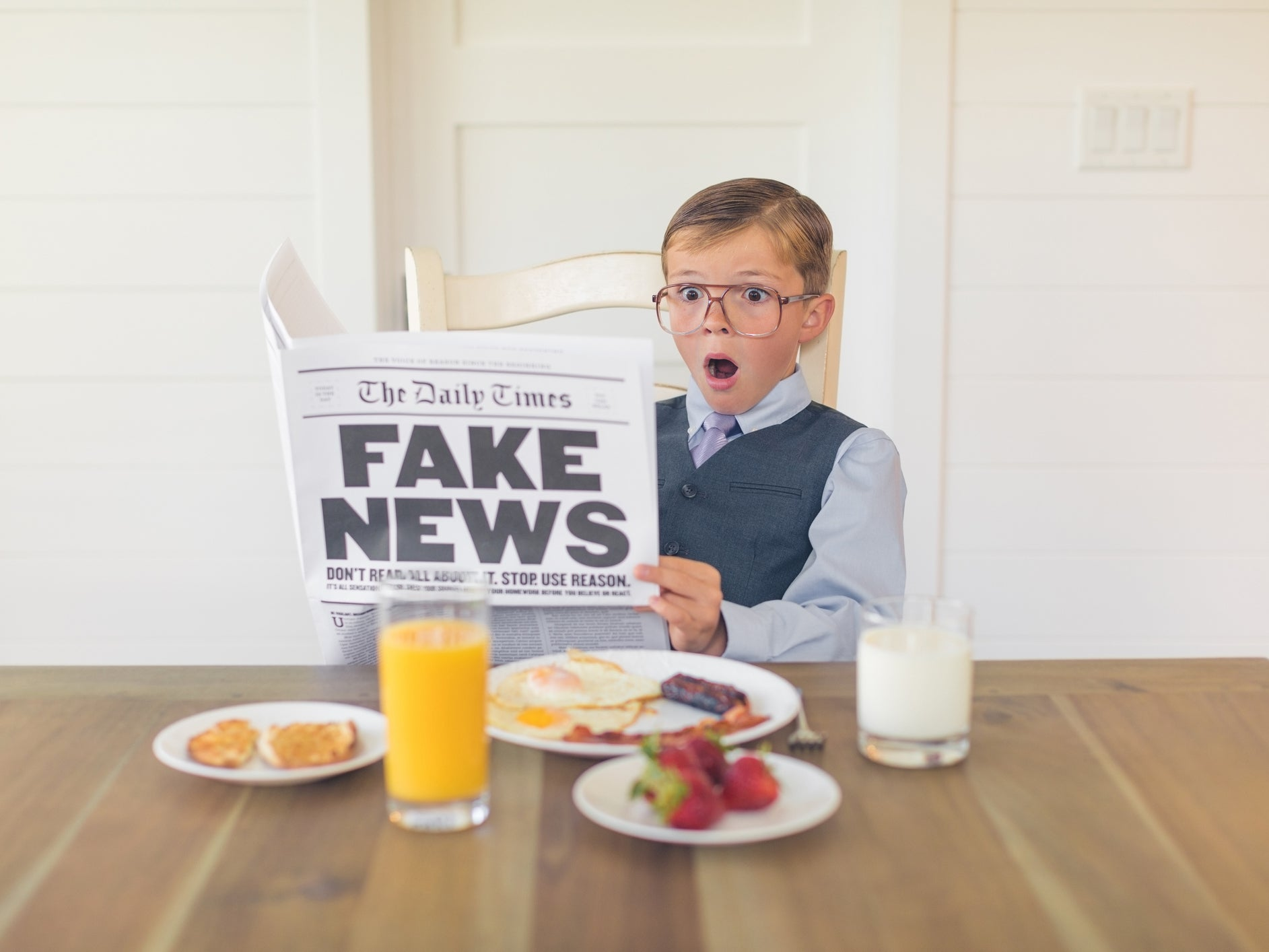 Schools to teach children about fake news and 'confirmation bias', g…