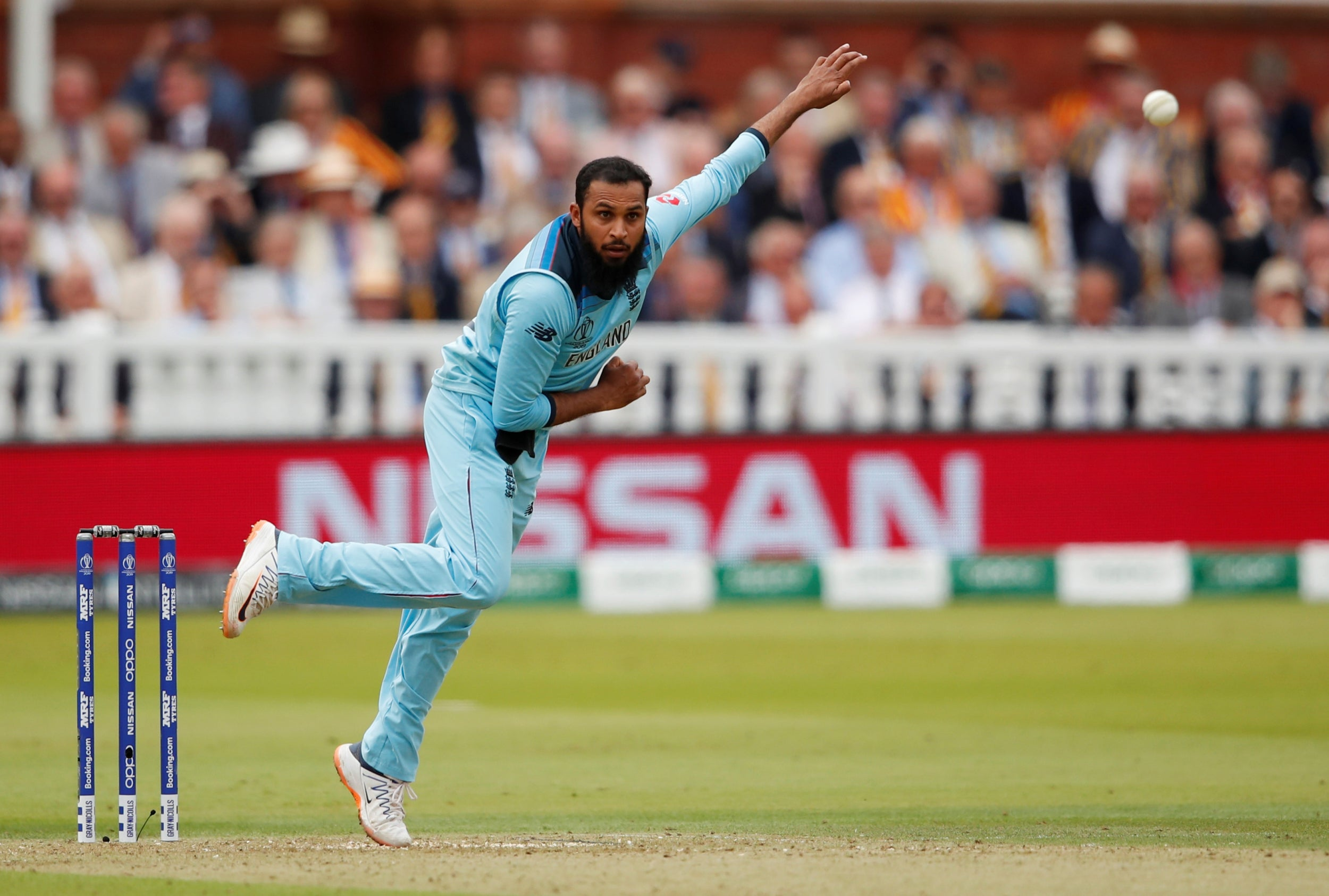 Cricket World Cup 2019: England players write themselves