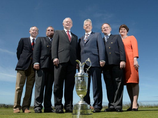 'A great miracle': How The Open conquered political division to return to Royal Portrush