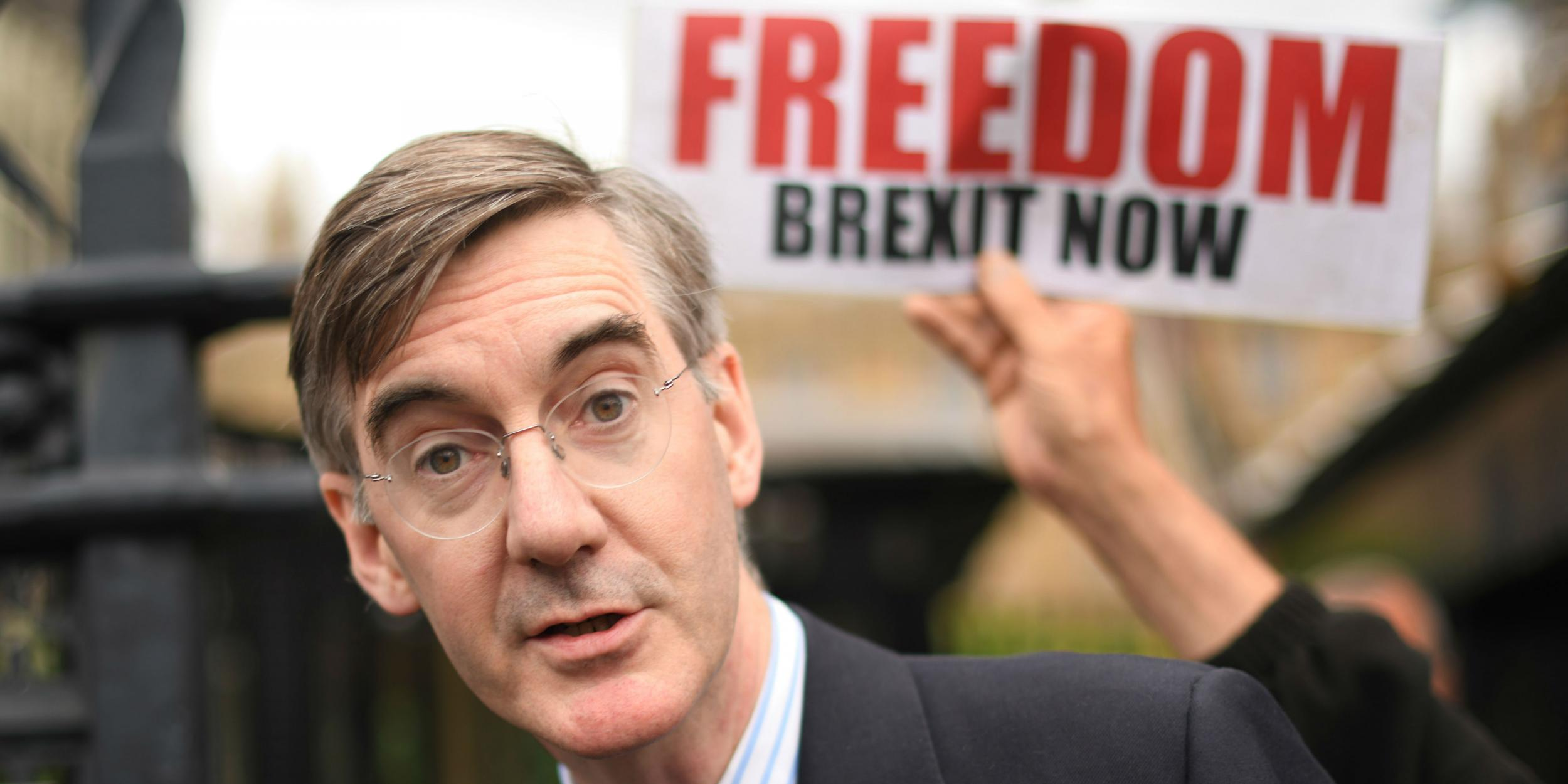 Jacob Rees-Mogg mocked after trying to link England's Cricket World Cup win to Brexit