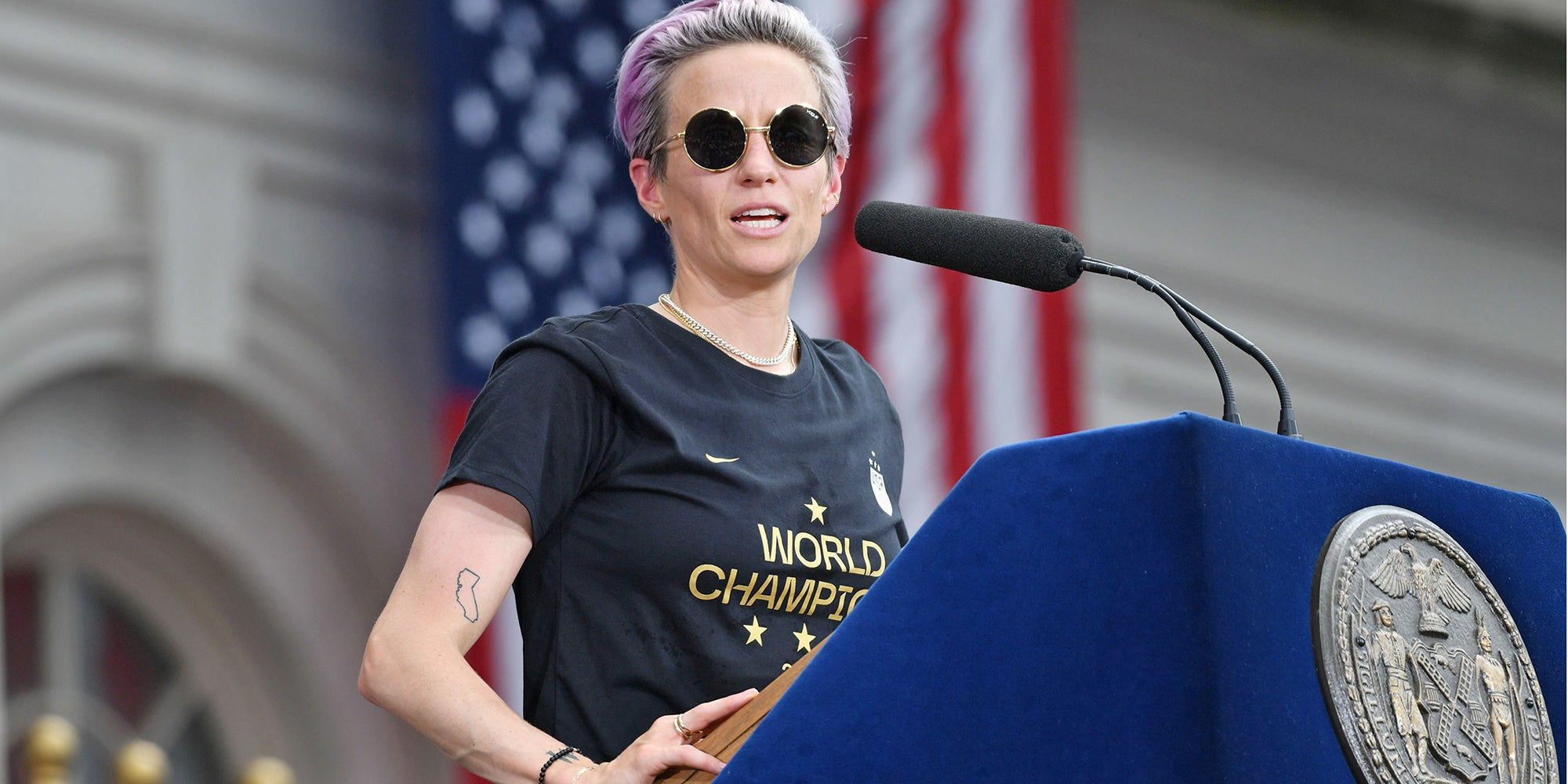 Image result for rapinoe""