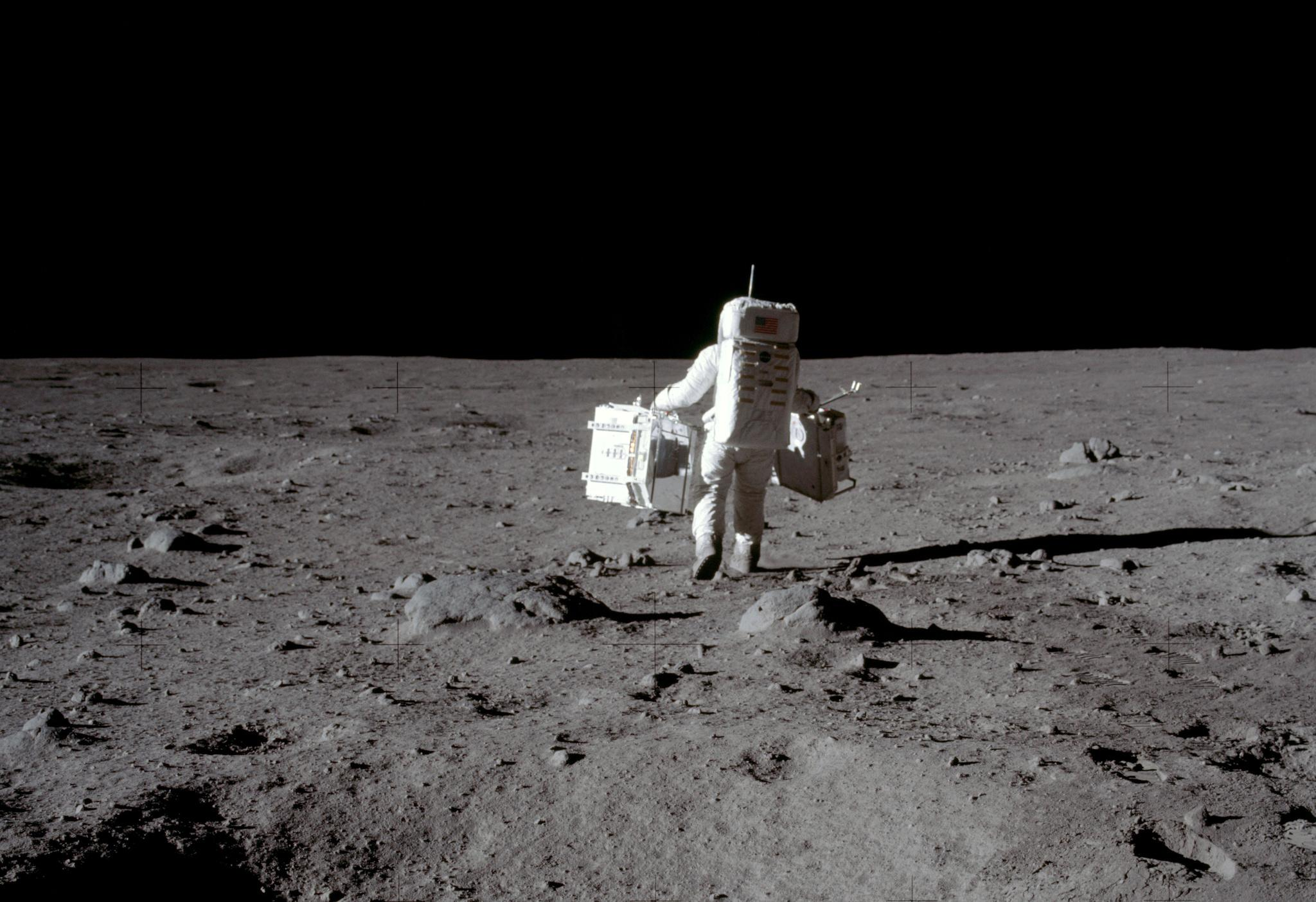 Apollo 11 Moon landing conspiracy theories: Why some people believe humans never actually touched the lunar surface