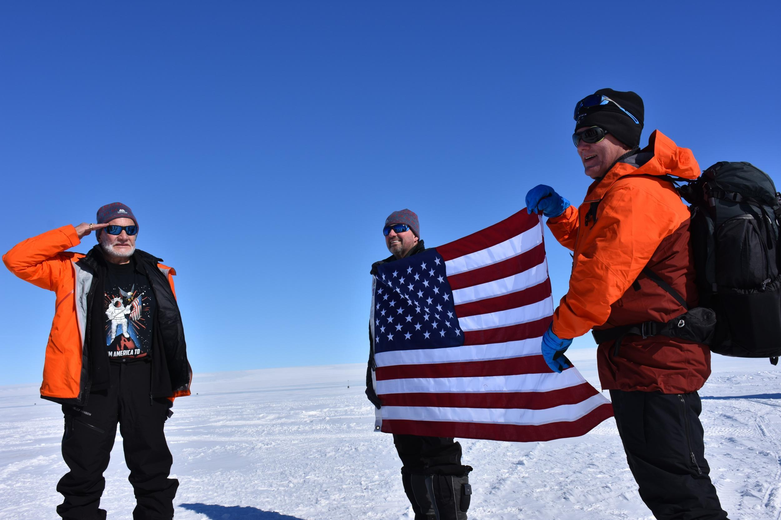 What it's like to explore Antarctica with Buzz Aldrin