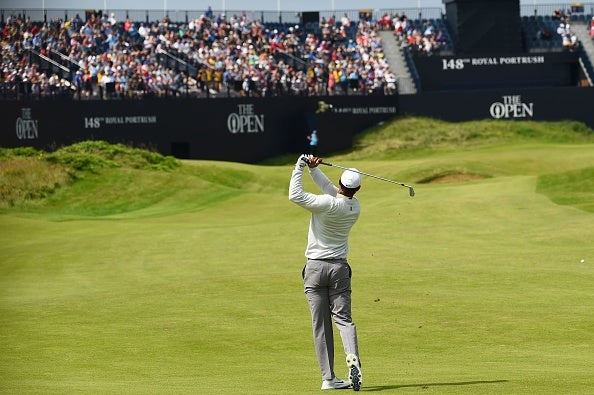 the open 2019 tee times  first round start times for rory mcilroy  tiger woods and more