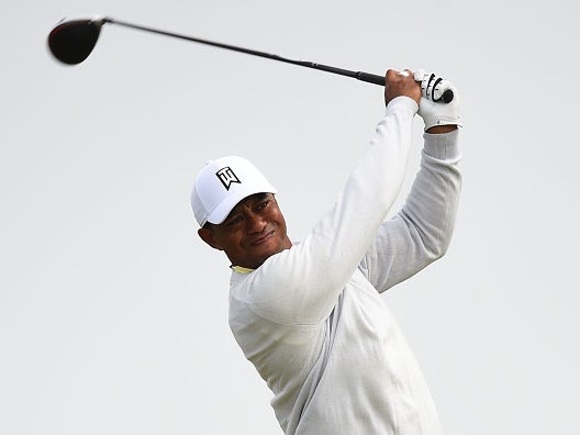 The Open 2019: Tiger Woods insists he is not underprepared for Portrush and had 'the greatest' rest