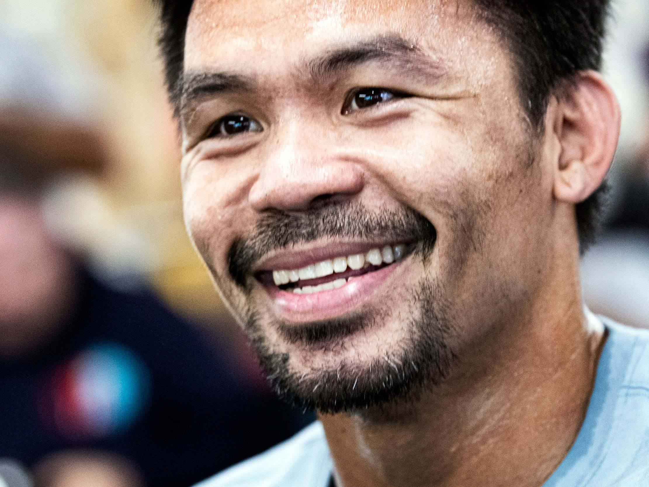 Manny Pacquiao vs Keith Thurman: The Pacman Story rolls on as