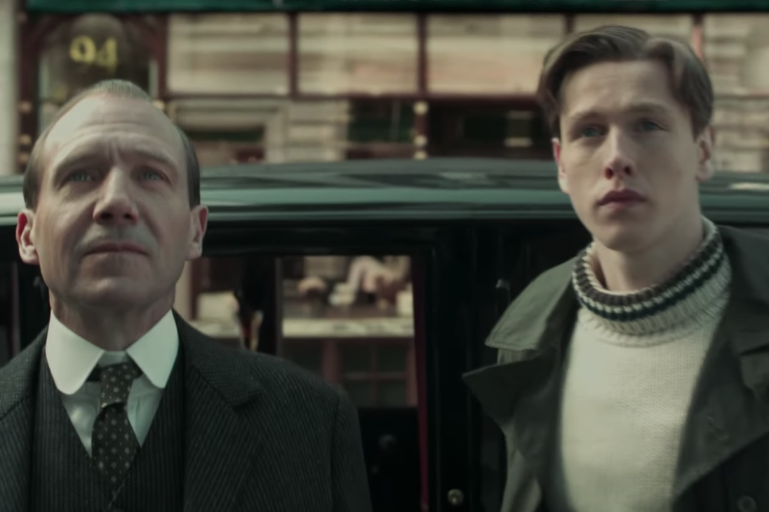 The King's Man: First trailer released starring Ralph Fiennes, Rhys Ifans and Gemma Aterton