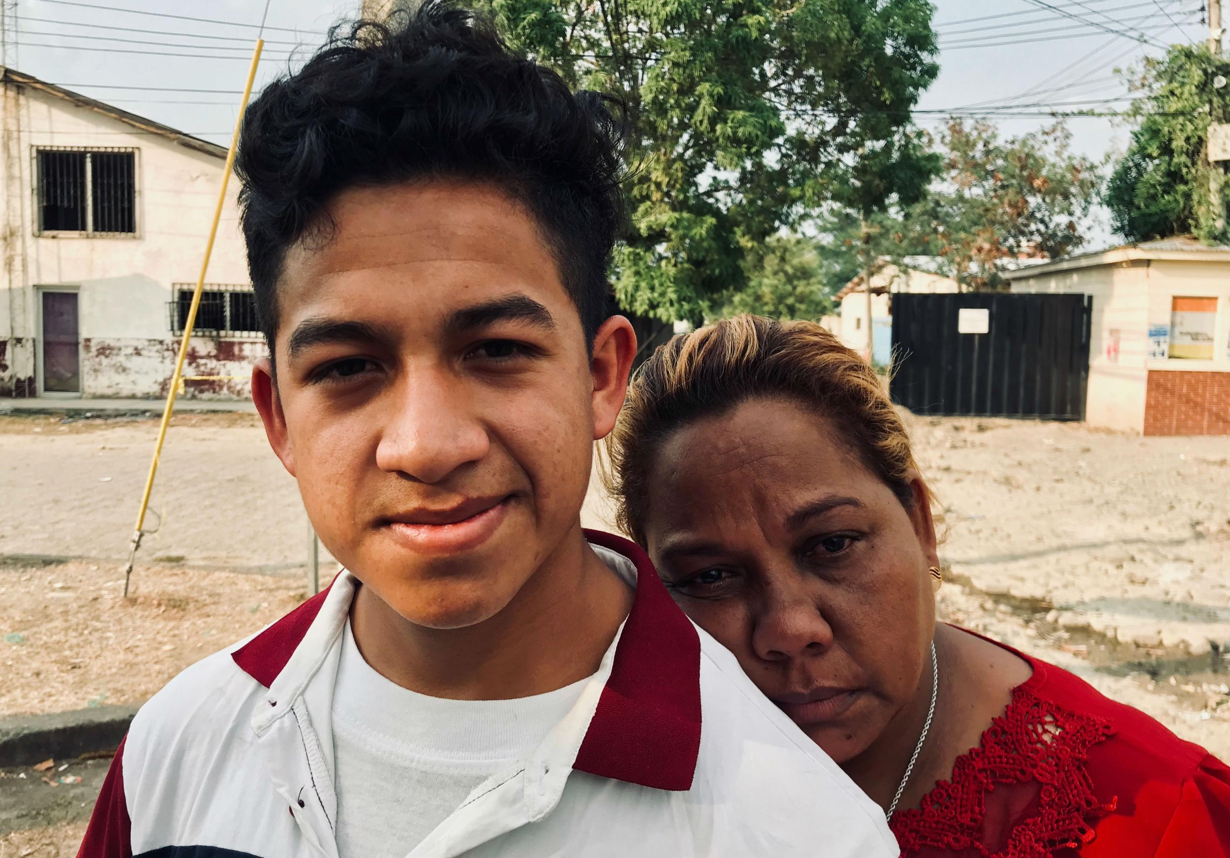 Inside ground zero of the Central American migrant crisis