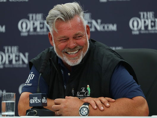 The Open 2019: Darren Clarke proud to hit first tee-shot after event's 'incredible journey' back to Northern Ireland