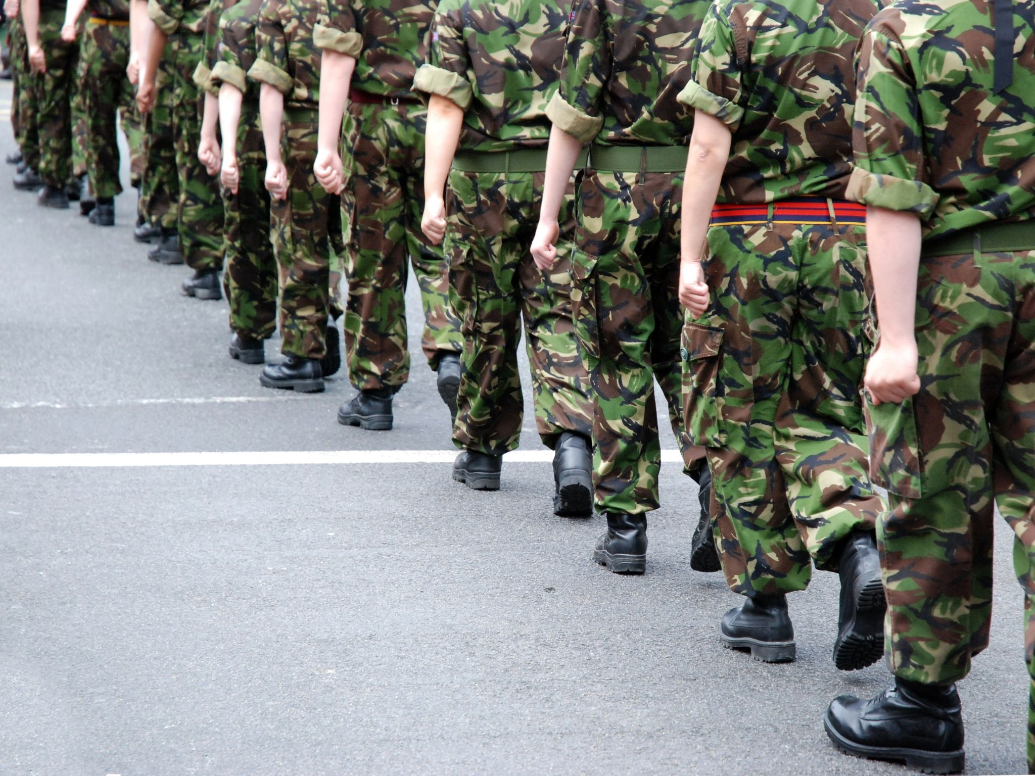'White middle-aged men' leading armed forces blamed for bullying culture in new report