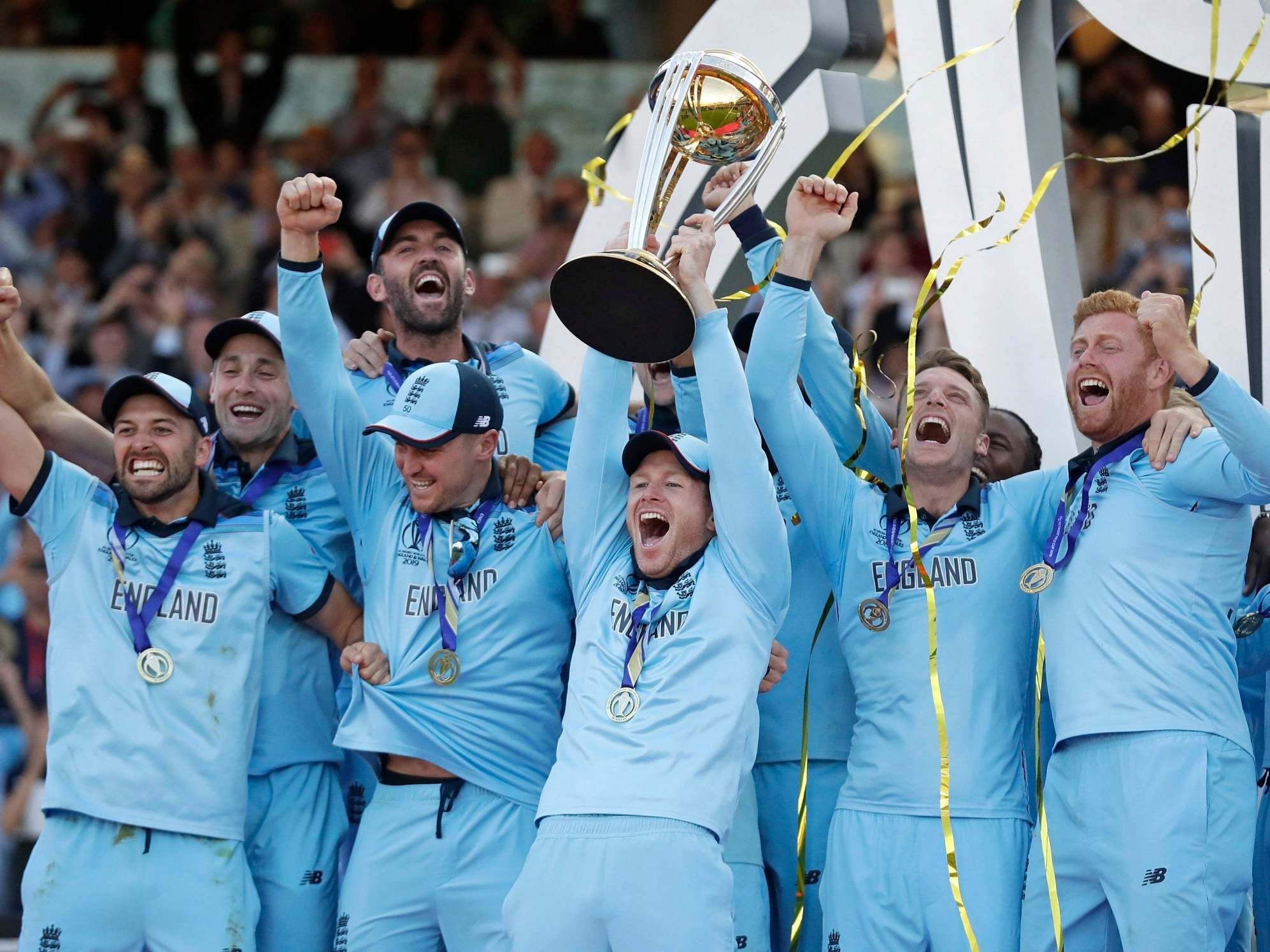 Tory minister refuses to commit to free-to-air 'crown jewel' status for England cricket matches after World Cup win