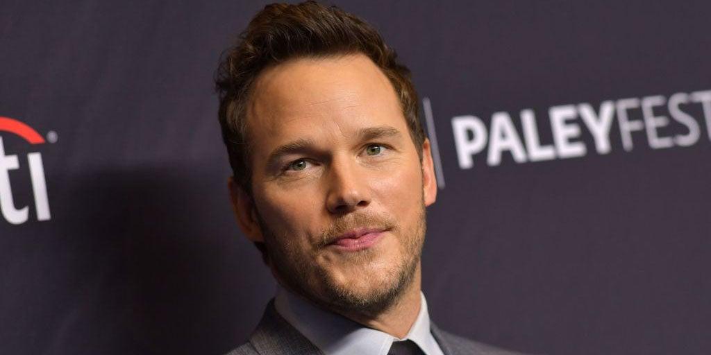 Chris Pratt: Marvel st...