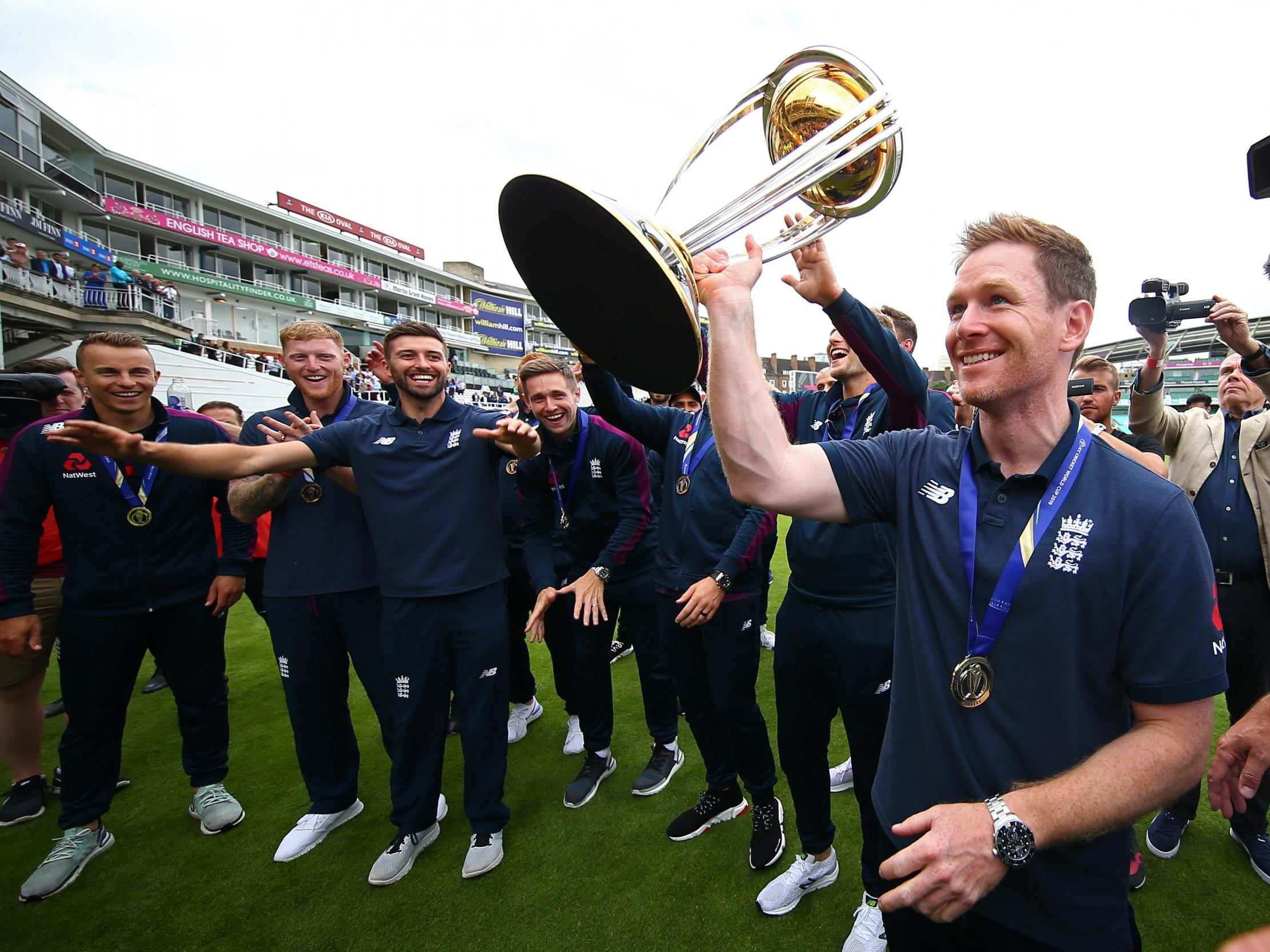 Eoin Morgan has earned the right to step down as England captain after World Cup win, says Andrew Strauss