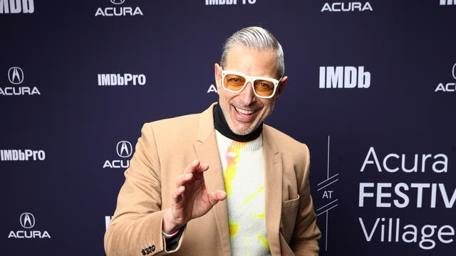 The Jeff Goldblum renaissance continues: the actor's eccentric style has turned heads in the past few years thanks to his penchant  for colourful prints, furry Gucci loafers and fine tailoring.