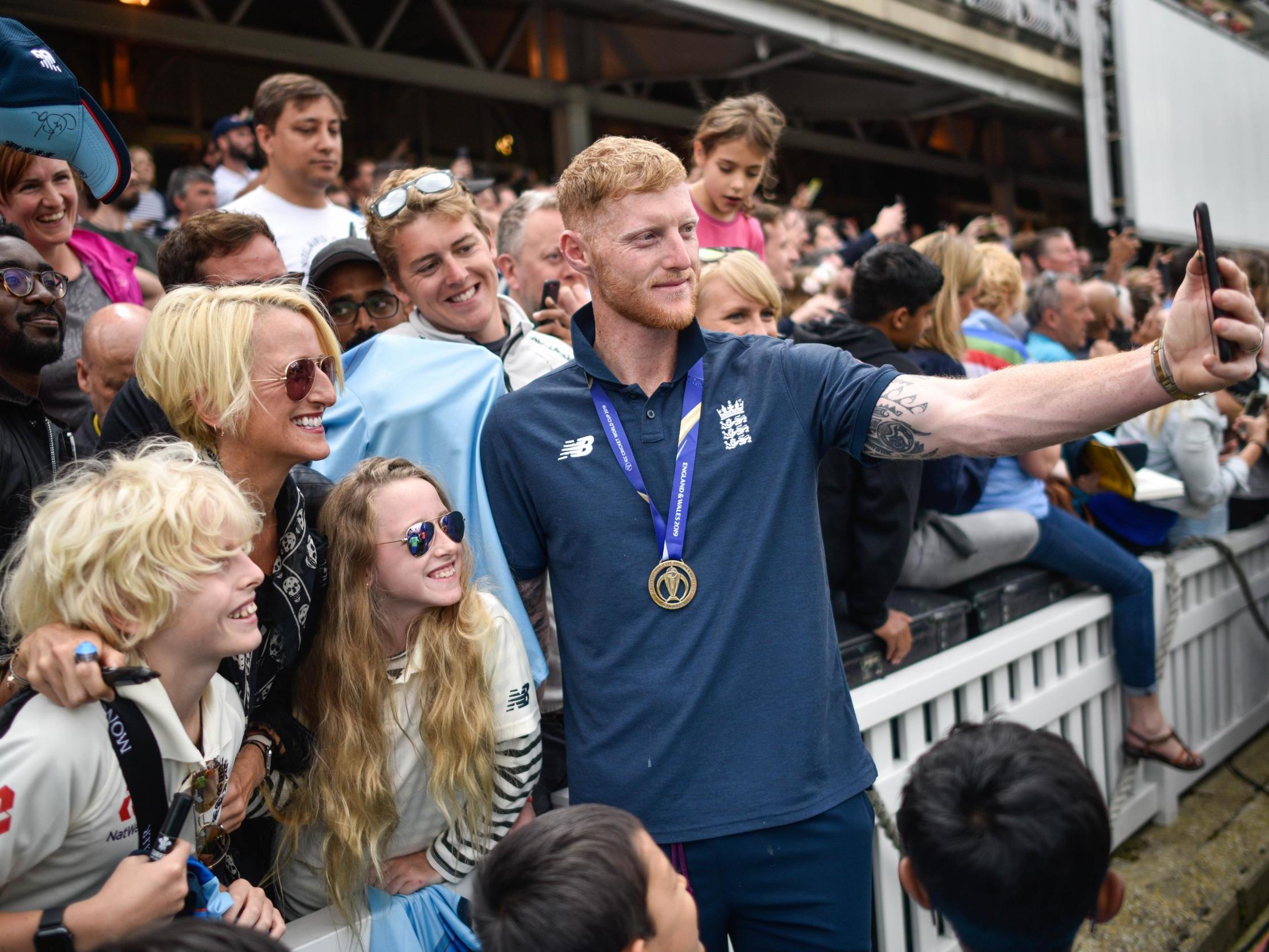 Boris Johnson and Jeremy Hunt promise to make Ben Stokes a knight for World Cup heroics if elected PM
