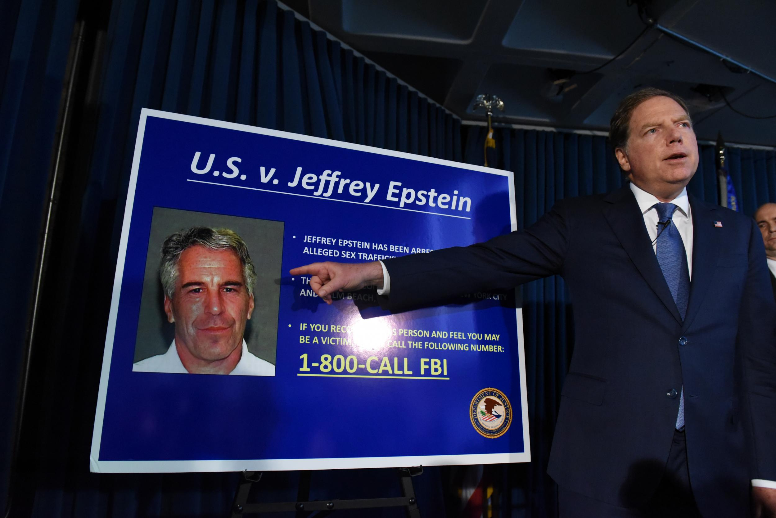 Jeffrey Epstein: Saudi passport, 'piles of cash' and 'dozens of diamonds' found at paedophile's mansion, prosecutors hear