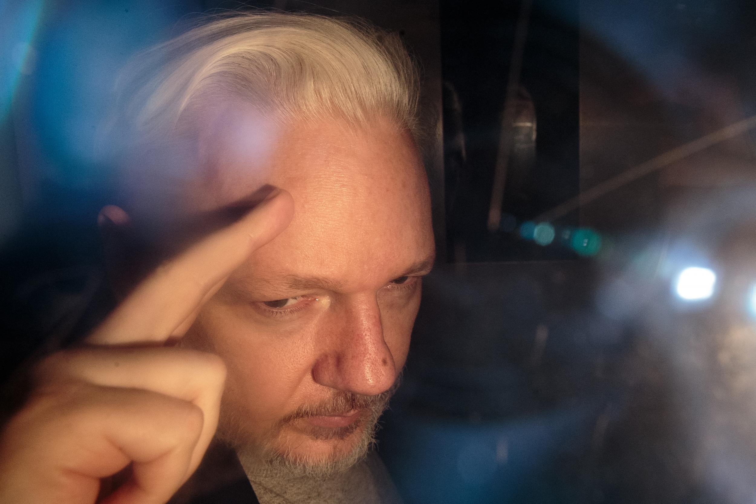 Julian Assange received deliveries and maintained control over guest list while at Ecuadorian embassy, documents reveal