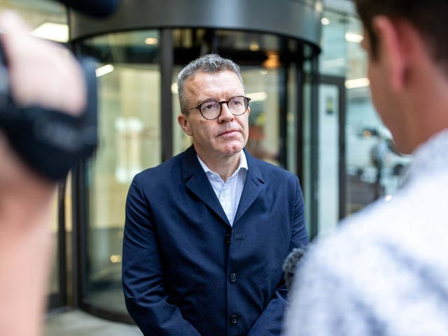 Labour Students started the careers of centrist figures in the party such as Tom Watson (pictured)