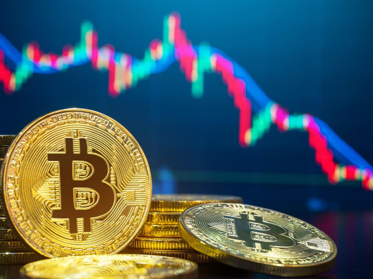 Why is the bitcoin price crashing?