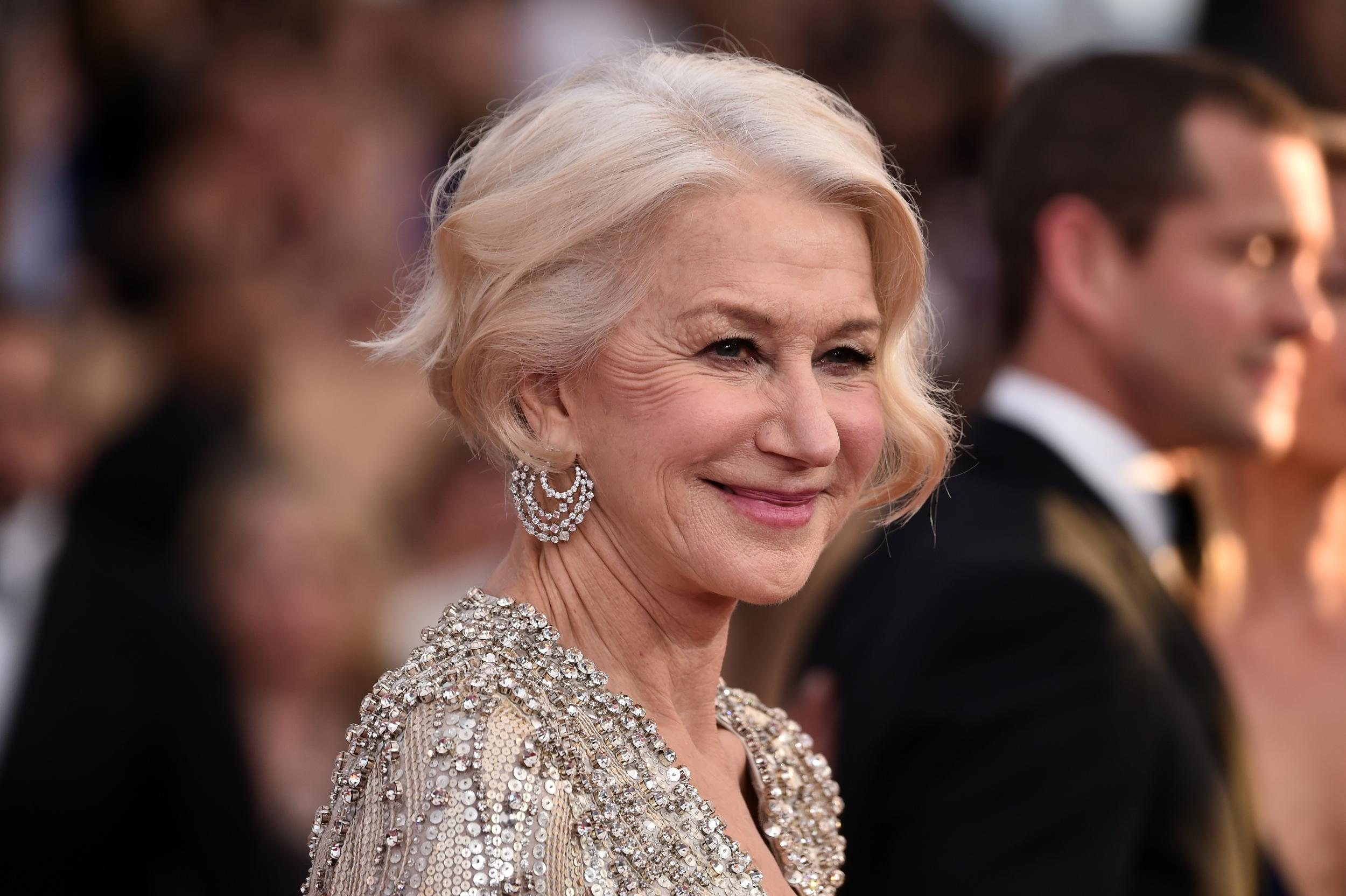 Helen Mirren explains why she hates the word 'beauty'