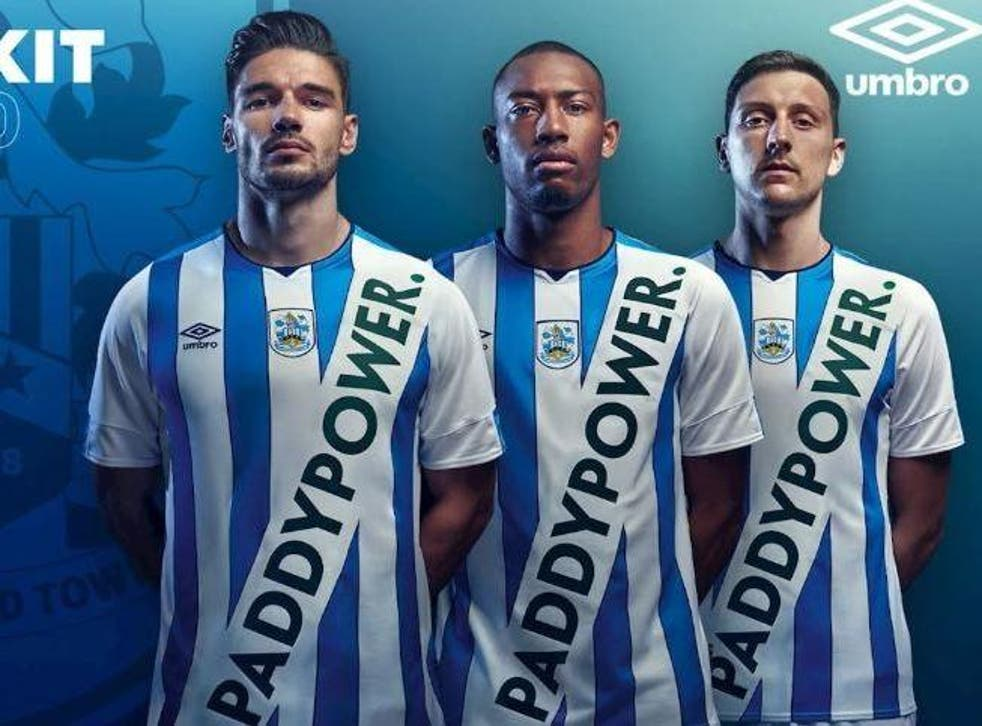 The kit was revealed on the club's official website