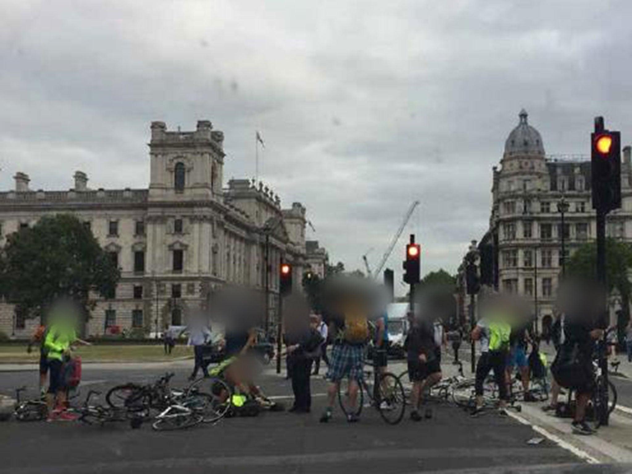 Westminster crash: Salih Khater jailed for life over terror attack outside parliament