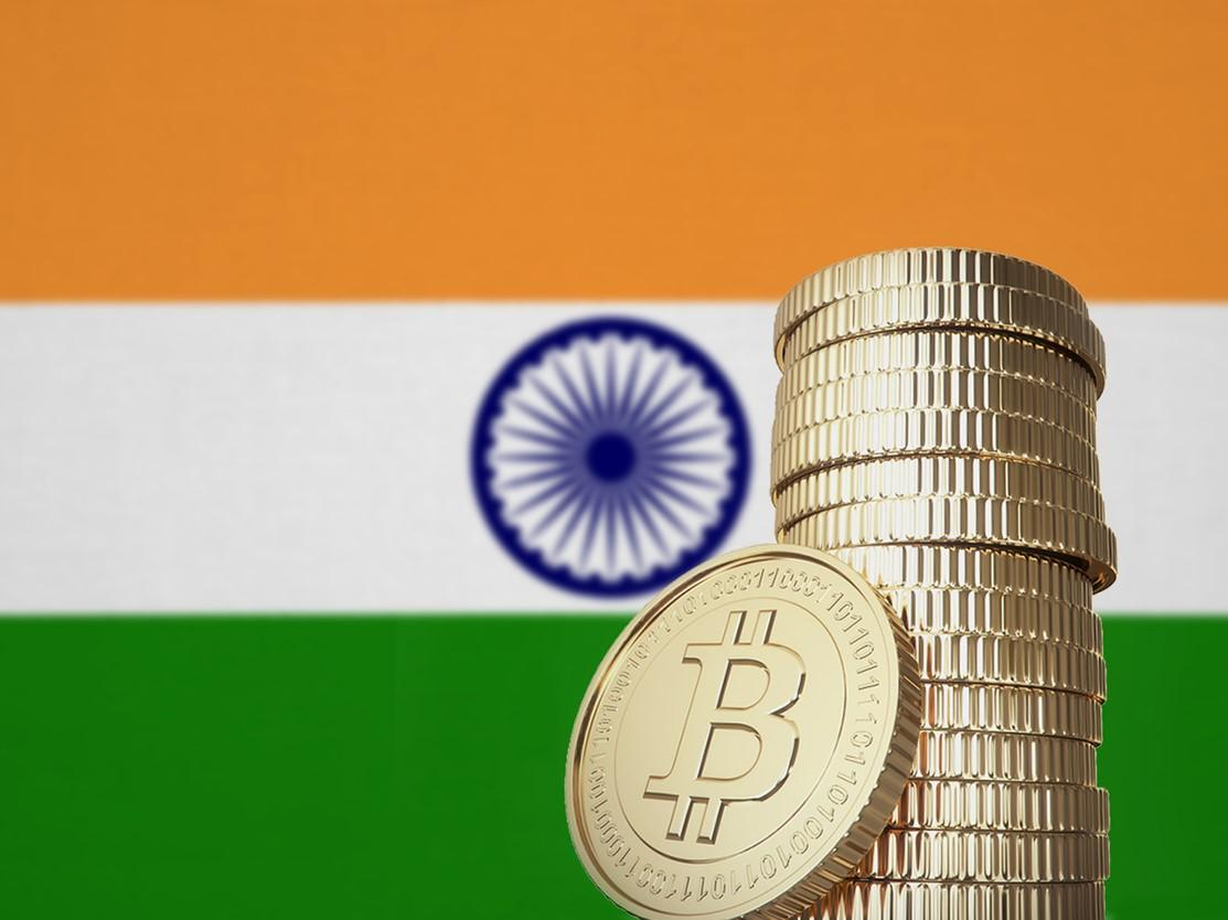 bitcoin is valid in india