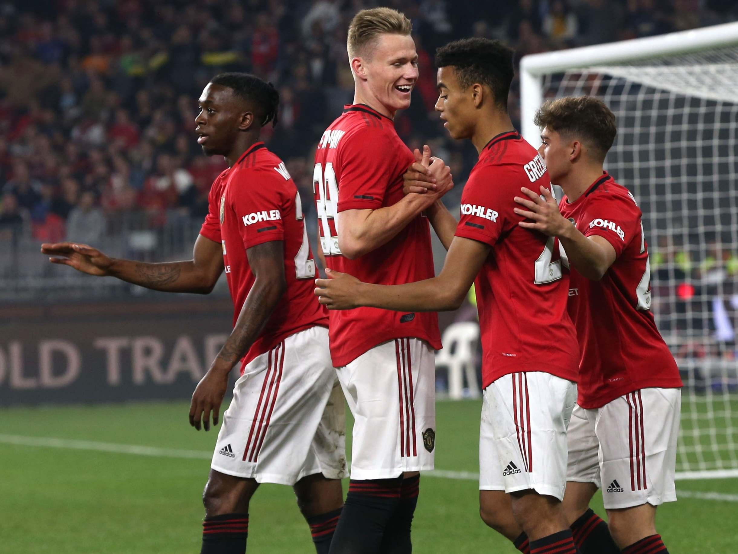 Manchester United vs Leeds result: Mason Greenwood and Marcus Rashford on target in pre-season friendly