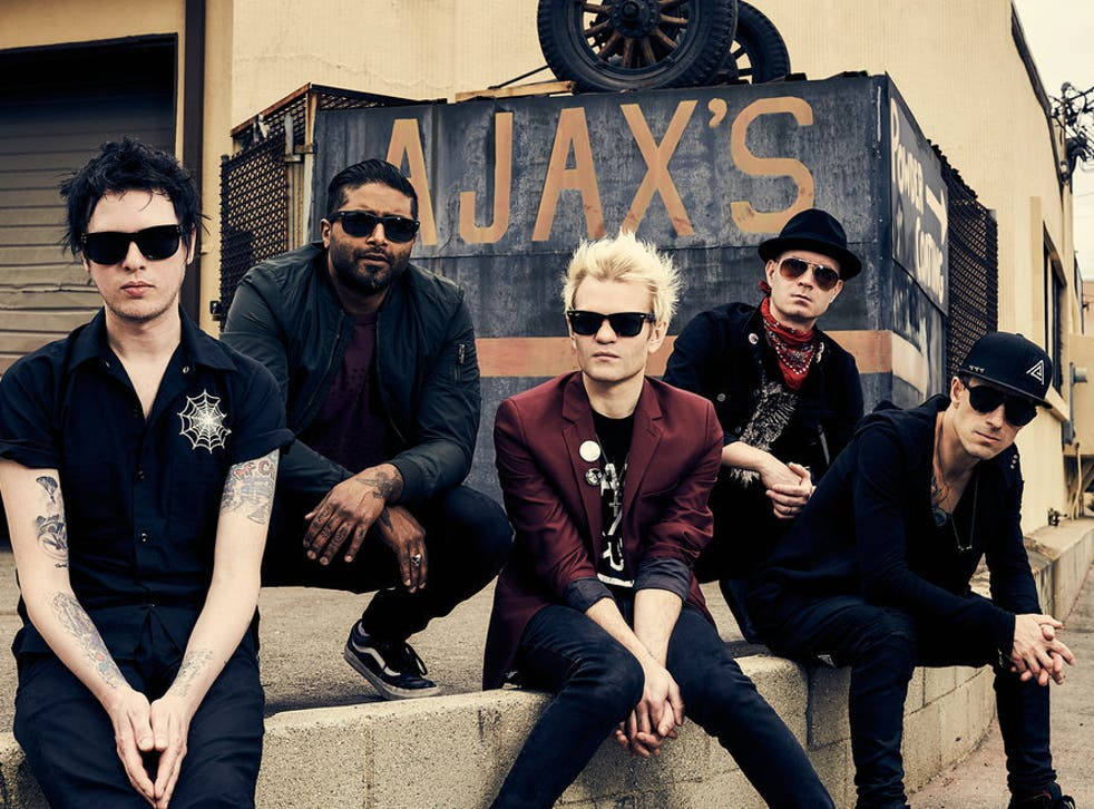 Seminal early-2000s pop-punk act Sum 41 have returned with a new album, Order in Decline